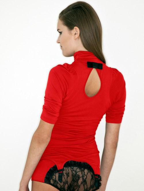 Kriss Soonik — Kristel Knickers in red