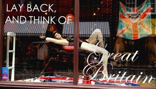 Заочные прогулки по лучшим бутикам нижнего белья Лондона