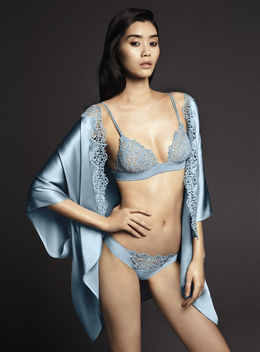 La Perla Petit Macrame lingerie нижнее белье