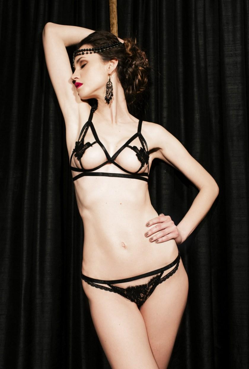 La-Nikka SS15 lingerie нижнее белье