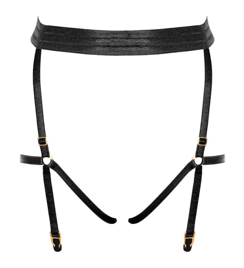 Katarzyna suspender belt with straps by Karolina Laskowska