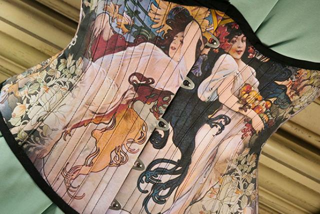 RetroFolie corset