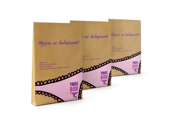 Упаковка Trusbox