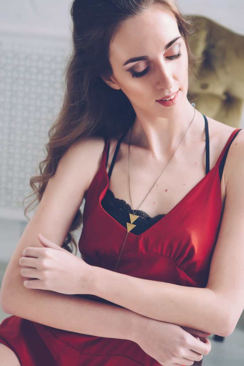 Фотообзор нижнего белья в журнале GB {Garterblog.ru}