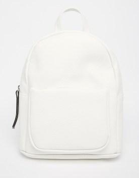 Миниатюрный рюкзак New Look