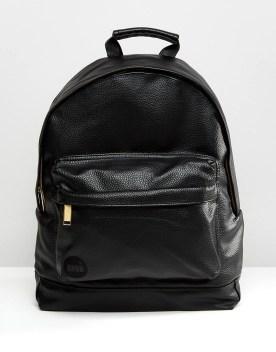 Рюкзак из искусственной кожи Mi-Pac