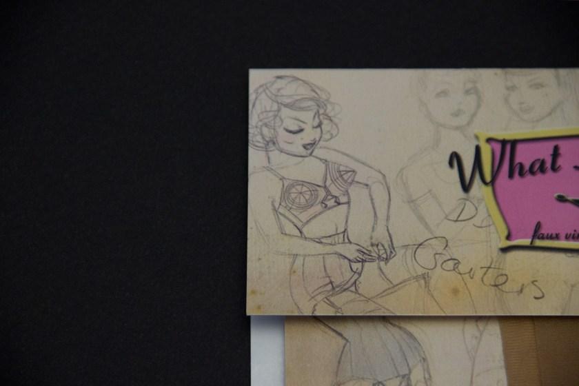 Обзор чулок What Katie Did в журнале GB {Garterblog.ru} Все права защищены