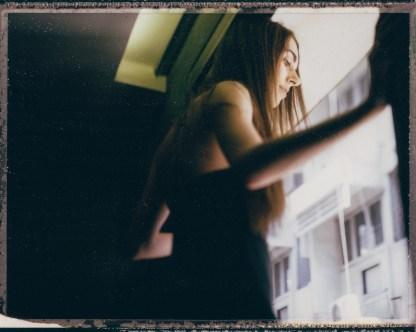Lingerie photoshooting in Bangkok by Aaron Joel Santos, model Tanya Koycheva from Garterblog.ru