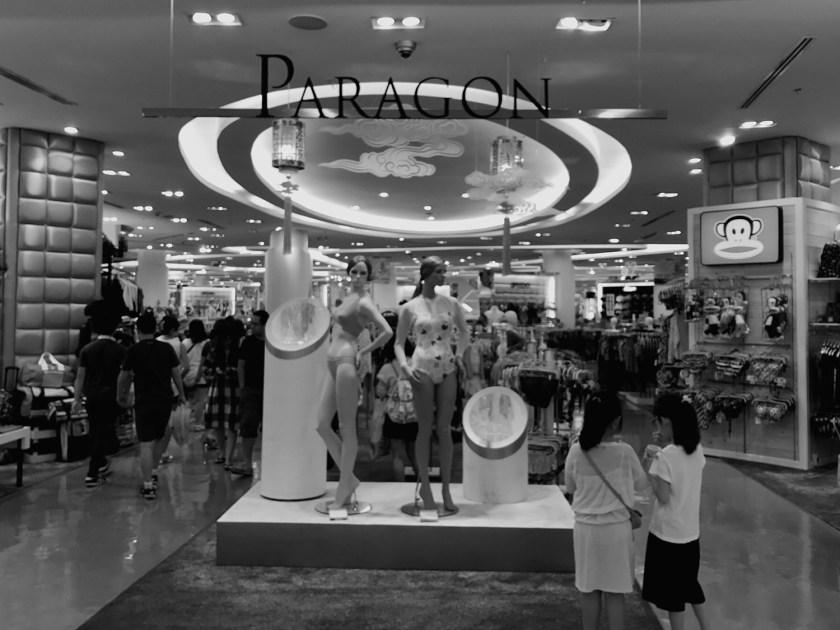 Будуарный шоппинг в Бангкоке. Где искать красивое нижнее бельё и купальники. Siam Paragon