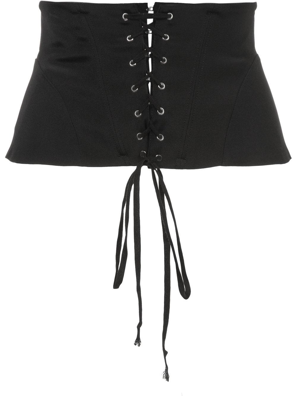 FLEUR DU MAL lacing corset belt, 12348₽ (-10% на первый заказ | m10xff)
