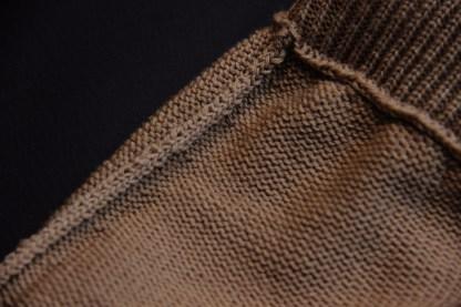 Уютные детали. Обзор тёплых вязаных трусиков из шерсти мериноса Bureau de Tricoti