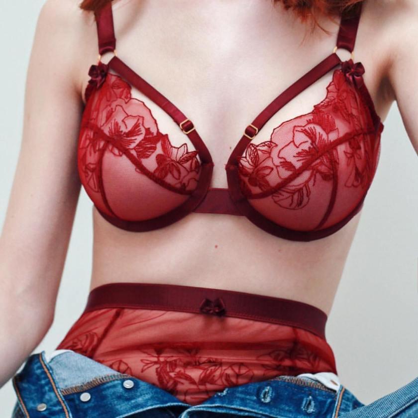[Новый бренд] Azaira Intimates – роскошное нижнее бельё для девушек с большой грудью