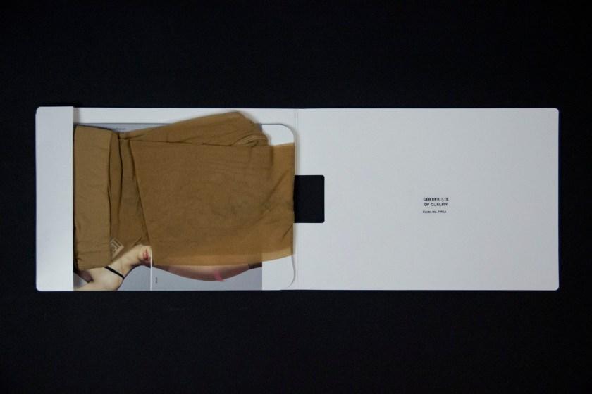 """Обзор колготок """"Wisdom"""" Wolford в журнале о нижнем белье и стиле Garterblog.ru"""