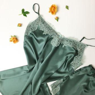 Красивая домашняя одежда Delanikka