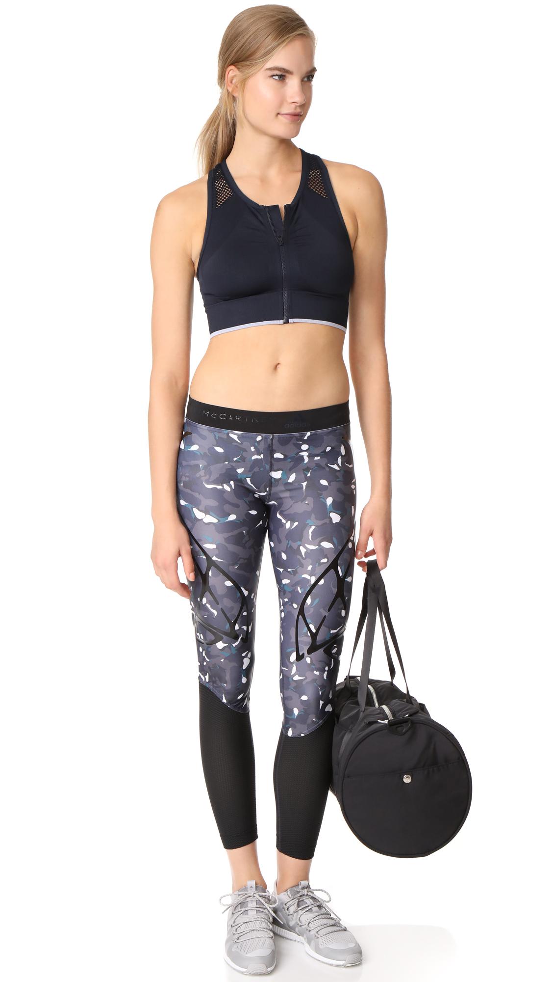 adidas by Stella McCartney Леггинсы для бега Sprintweb 120,00 $