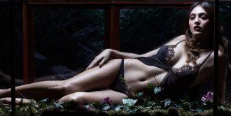 Coco de Mer, лукбук коллекции нижнего белья сезона Осень-Зима '17/'18