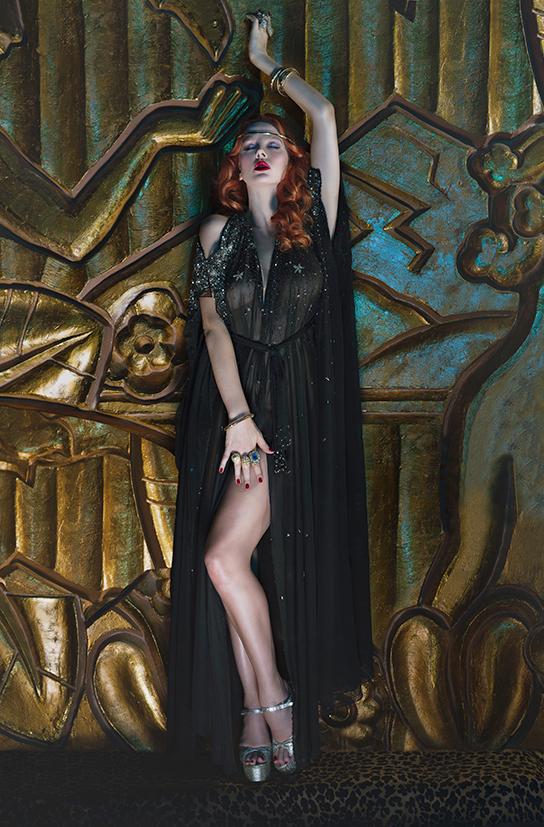 [Вещь недели] Кафтан Stellar Celestial Goddess от Celeste
