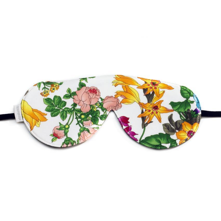 Шёлковая маска для сна ElizabethW, $30