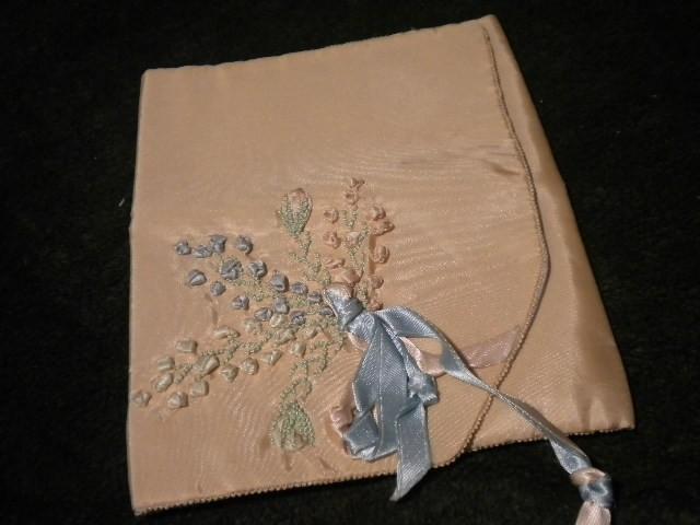 Винтажные сумки для чулок и нижнего белья