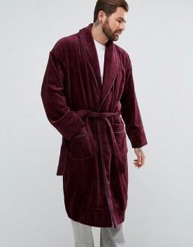Бордовый халат Ted Baker, 6590 руб.