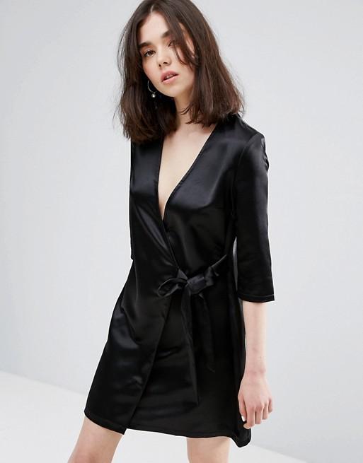 Платье с запахом Plain Studios 3 090,00 руб.