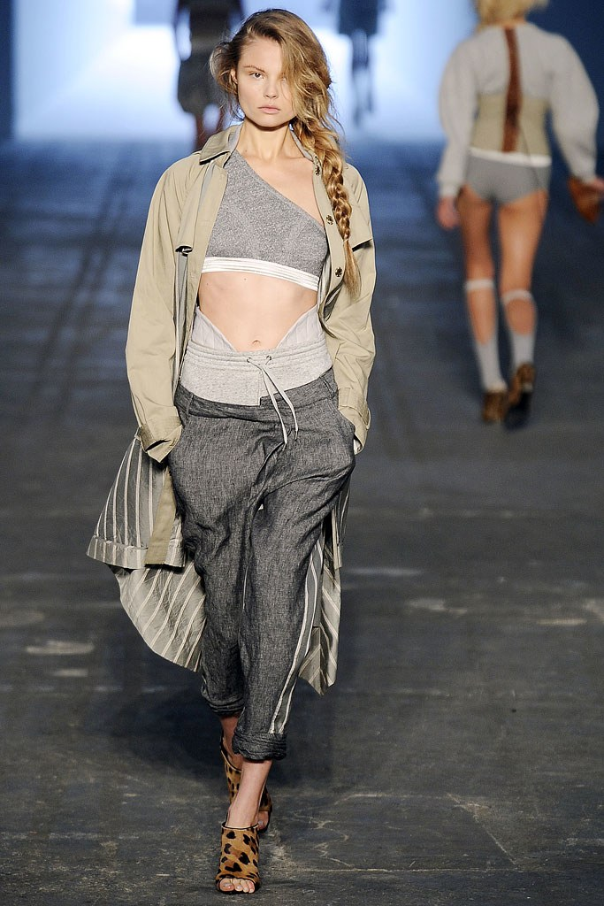 Alexander Wang Spring 2010 Ready-to-wear. Marcio Madeira