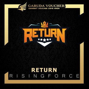 RF Return Garuda Voucher