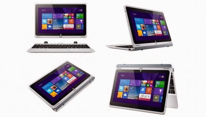Laptop Tablet Terbaik 2015