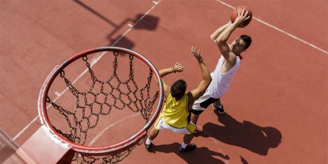 Manfaat Yang Baik Diberikan Dari Permainan Bola Basket