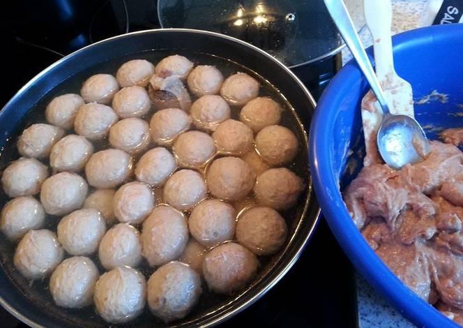 resep olahan bakso daging sapi