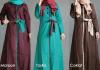 pakaian hijab yang cocok di kenakan