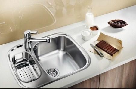 Perawatan Kitchen Sink Atau Tempat Cuci Piring Agar Selalu Bersih