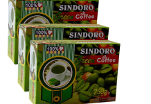 Green Coffee Asli