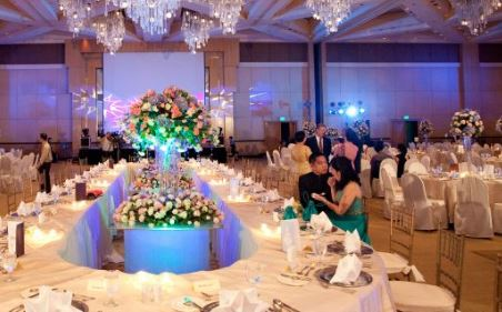 events planner Singapore