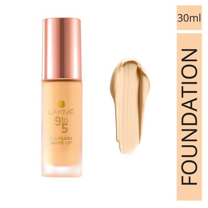 foundation ringan