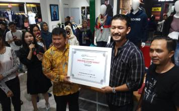 Grand Opening Store 3Second Di Garut
