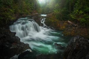 Sawmill Falls