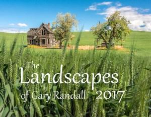 2017 Gary Randall Landscape Photography Calendar