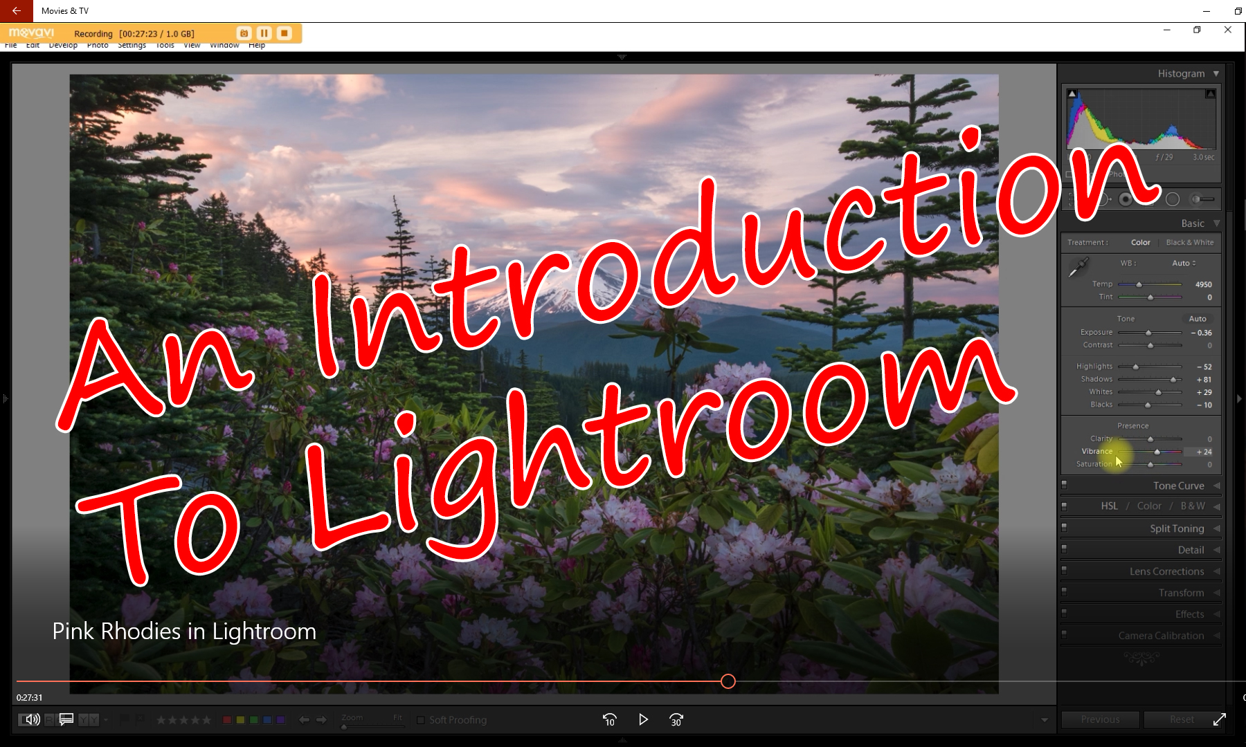 An Introduction to Lightroom