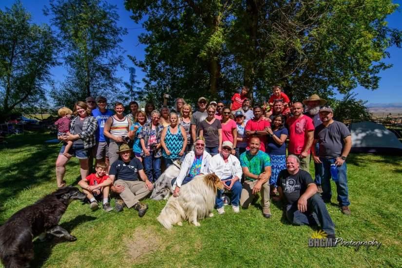 The Dead Ox Solar Eclipse Crew