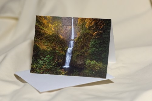 Gift Card Multnomah Falls