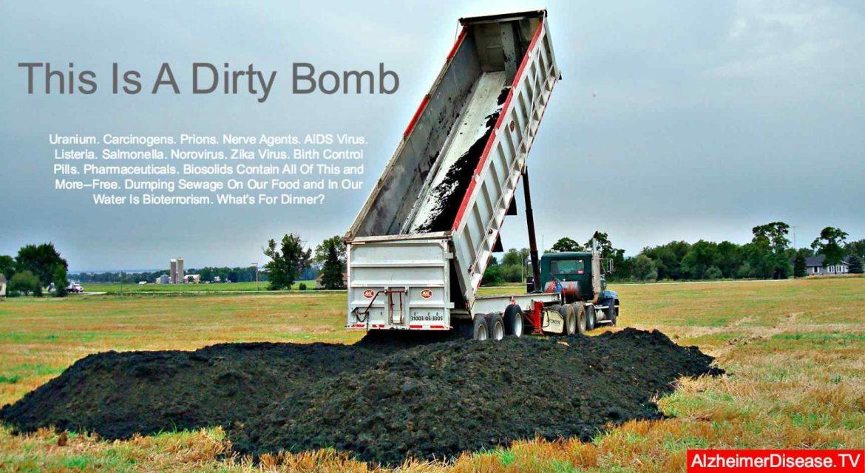 land application sewage sludge