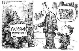 veterans homeless in USA