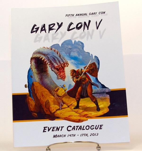 GC V Event Catalog
