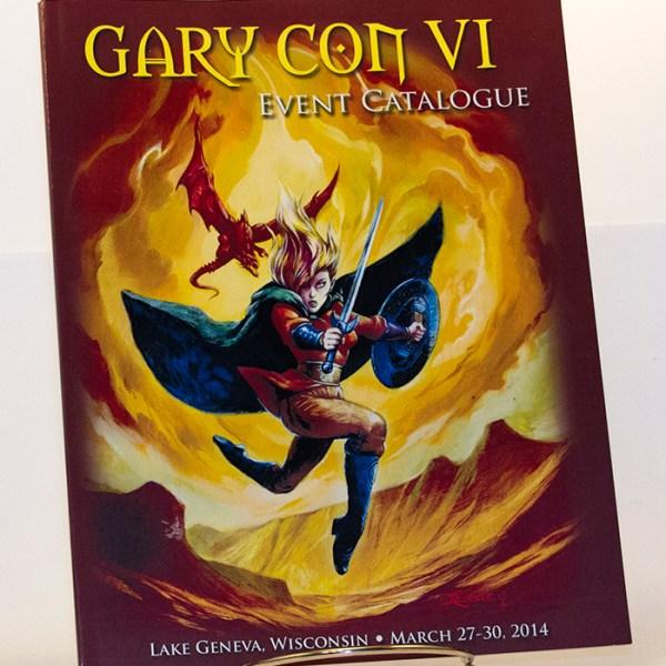 GC VI Event Catalog