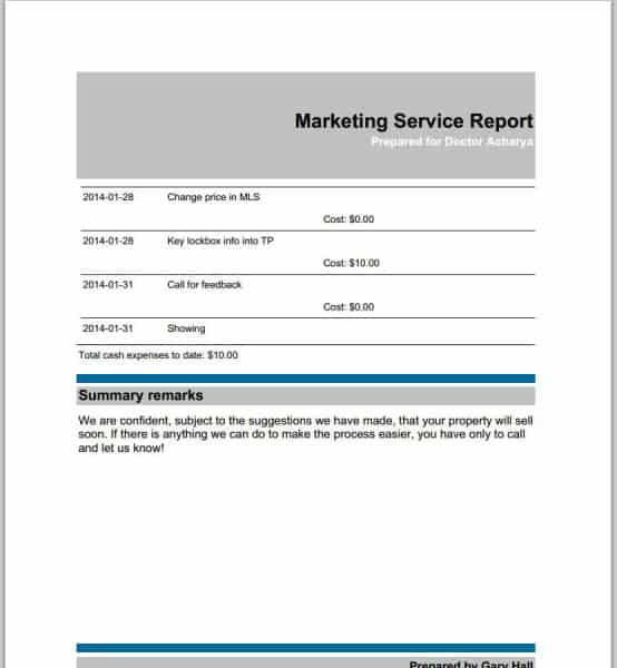 Top Producer Service Report-3