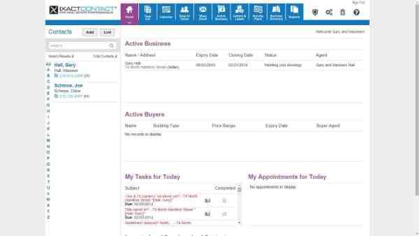 IXACT Contact Desktop