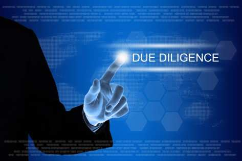 crm due diligence