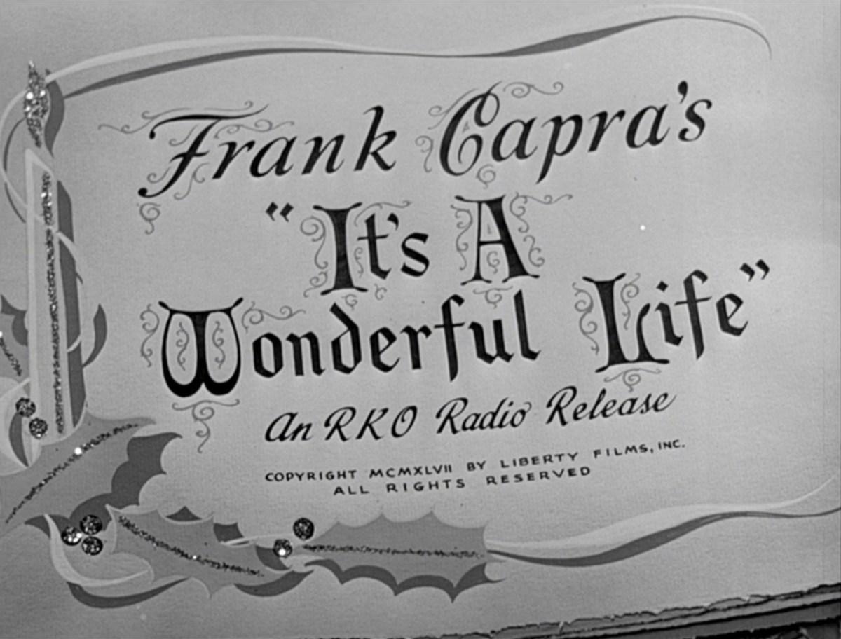 It's a Wonderful Life: Frank Capra's Worldview Masterpiece