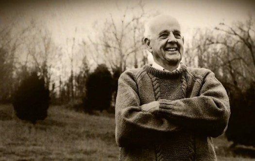 Wendell Berry (Photograph: Guy Mendes)
